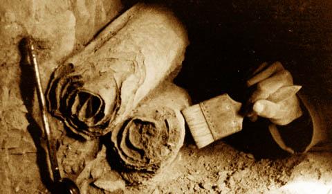 l proprietari di questi antichi manoscritti